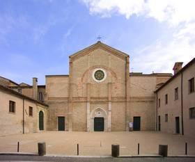 La Cattedrale di Pesaro Foto Credit: Pesaro Cultura Proprietà Arcidiocesi di Pesaro. Autorizzazione alla riproduzione concessa dall'Ufficio Beni Culturali