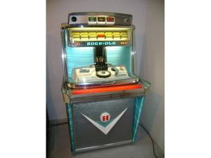 The legendary juke-box